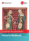 9788468251370 - Vv.aa.: Pmar-eso. Historia Medieval. Actividades Segundo Secundaria Sociales C - Libro
