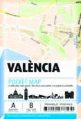 POCKET MAP VALENCIA (ESP-ENG-FRA) di VV.AA.