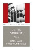 OBRAS ESCOGIDAS, VOL. 2 de MARX, KARL  ENGELS, FRIEDRICH
