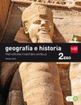 GEOGRAFIA E HISTORIA 2º ESO SAVIA 2016 CANARIAS di VV.AA