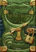 SEPTIMUS Y EL HECHIZO IMPOSIBLE di SAGE, ANGIE