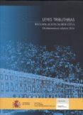 LEYES TRIBUTARIAS 2016 (13ª ED.) di VV.AA.