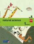 NATURAL SCIENCE 1º PRIMARIA SAVIA 2015 di VV.AA.