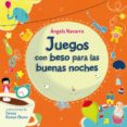 JUEGOS CON BESO PARA LAS BUENAS NOCHES (LIBROS CON BESO) di NAVARRO, ANGELS