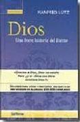 DIOS UNA BREVE HISTORIA DEL ETERNO di LUTZ, MANFRED