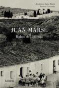 RABOS DE LAGARTIJA (PREMIO NACIONAL NARRATIVA 2001) de MARSE, JUAN