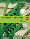 CIENCIAS NATURALES INTEGRADO SAVIA 5º EDUCACION PRIMARIA ED 2014 CASTELLANO di VV.AA.
