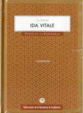 LA VOZ DE IDA VITALE (INCLUYE CD) di VITALE, IDA