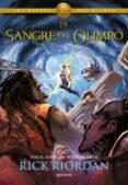 LOS HEROES DEL OLIMPO 5: LA SANGRE DEL OLIMPO de RIORDAN, RICK