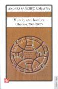MUNDO, AÑO, HOMBRE di SANCHEZ ROBAYNA, ANDRES