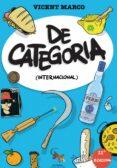 DE CATEGORIA (INTERNACIONAL) di MARCO, VICENT