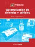 AUTOMATIZACION DE VIVIENDAS Y EDIFICIOS di SAAVEDRA SILVEIRA, RUBEN