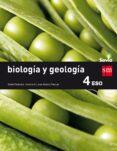 BIOLOGÍA Y GEOLOGÍA 4º ESO SAVIA 16 di VV.AA.