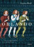 ORLANDO (EDICIÓN ILUSTRADA) di WOOLF, VIRGINIA