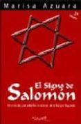 EL SIGNO DE SALOMON di AZUARA, MARISA