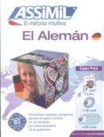 SUPER PACK EL ALEMAN (LIBRO + CD S + CD MP3) di VV.AA.