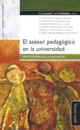 EL ASESOR PEDAGOGICO EN LA UNIVERSIDAD di VV.AA