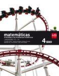 MATEMÁTICAS B (ORIENTADAS A LAS ENSEÑANZAS ACADÉMICAS) 4º ESO SAV IA TRIMESTRES di VV.AA.