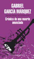 CRONICA DE UNA MUERTE ANUNCIADA de GARCIA MARQUEZ, GABRIEL