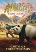 SPIRIT ANIMALS 3:LAZOS DE SANGRE di WILLIAMS, SEAN  NIX, GARTH