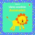 LIBROS ACORDEÓN:ANIMALES di WATT, FIONA
