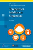 TERAPÉUTICA MÉDICA EN URGENCIAS 5ª EDICION di GARCIA GIL, DANIEL