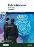 POLICIA NACIONAL ESCALA BASICA TEMARIO 3 FUERZAS Y CUERPOS DE SEGURIDAD di VV.AA