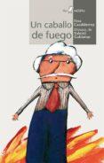 UN CABALLO DE FUEGO de CASALDERREY, FINA