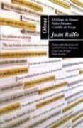 JUAN RULFO OBRAS: EL LANO EN LLAMAS; PEDRO PARAMO; CASTILLO DE TE AYO de RULFO, JUAN