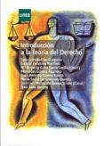 INTRODUCCION A LA TEORIA DEL DERECHO di VV.AA.