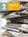 9788441230484 - Vv.aa.: Història 2º Batxillerat Ed 2017 - Libro