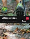 VALORES ÉTICOS 1º ESO SAVIA ED 2015 di VV.AA.