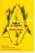 PAYASO DE AGOSTO de GRASS, GUNTER