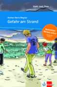 GEFAHR AM STRAND - LIBRO  + AUDIO DESCARGABLE (STADT, LAND, FLUSS ) (NIVEL A1) di VV.AA.