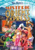 9788408155485 - Stilton Tea: Tea Stilton 13:misterio En El Orient Express - Libro