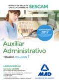 Auxiliar Administrativo Del Servicio De Salud De Castilla-la Mancha (s