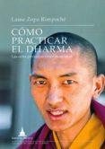 COMO PRACTICAR EL DHARMA: LAS OCHO PREOCUPACIONES MONDANAS di ZOPA RIMPOCHE, LAMA