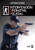 INTERVENCION OPERATIVA POLICIAL di COQUE, ANTONIO