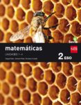 MATEMÁTICAS 2º ESO TRIMESTRES SAVIA 16 di VV.AA