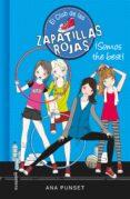EL CLUB DE LAS ZAPATILLAS ROJAS 4: ¡SOMOS THE BEST! de PUNSET, ANA