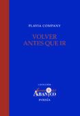 VOLVER ANTES QUE IR de COMPANY, FLAVIA