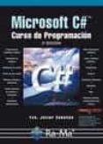 MICROSOFT C#: CURSO DE PROGRAMACION (2ª ED.) de CEBALLOS SIERRA, FRANCISCO JAVIER