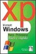 WINDOWS XP FACIL Y RAPIDO di BERNAUS PEREZ, ALBERT  BLANCO, JAIME