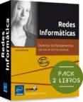 REDES INFORMATICAS: PACK DE 2 LIBROS - DOMINAR LOS FUNDAMENTOS de DORDOIGNE, JOSE
