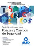 9788414207888 - Vv.aa.: Test Psicotecnicos Para Fuerzas Y Cuerpos De Seguridad (2ª Ed.) - Libro