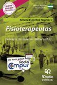 9788416963188 - Vv.aa.: Temario Específico Vol. 3. Fisioterapeutas Del Sas - Libro
