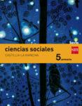 CIENCIAS SOCIALES CASTILLA-LA MANCHA 5º PRIMARIA INTEGRADO SAVIA ED 2014 CASTELLANO di VV.AA.