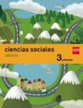 CIENCIAS SOCIALES ARAGÓN INTEGRADO SAVIA-15  3º EDUCACION PRIMARIA di VV.AA.