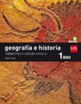 GEOGRAFÍA E HISTORIA 1º ESO SAVIA 2016 (CANTABRIA, NAVARRA, LA RI OJA) di VV.AA