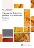 MANUAL DE TESORERÍA DE LAS CORPORACIONES LOCALES 3ª ED di MALAVIA MUÑOZ, LUIS